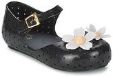 Melissa MINI ISABELA CAPETO FLOWERS Black