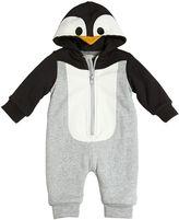 Stella McCartney Penguin Organic Cotton Sweatshirt Romper