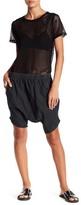 One Teaspoon Black Calypsos Shorts