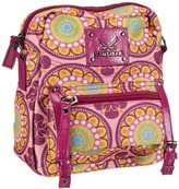 Sansibar Womens Twister Cross-Body Bag Pink pink Size: