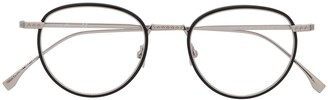 Lacoste Round Framed Glasses