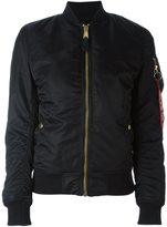 Alpha Industries lightweight bomber jacket