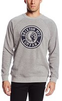 Brixton Men's Rival Crew Fleece Sweatshirt