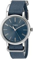 Timex Originals Tonal Nylon Slip-Thru Strap