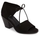 Eileen Fisher Women's Ann Ankle Tie Sandal
