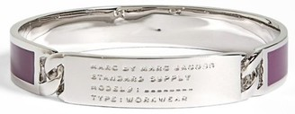 Marc by Marc Jacobs Standard Supply Id Bangle