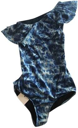 Isabel Marant Blue Lycra Swimwear for Women