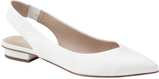 Banana Republic Pointy-Toe Slingback Flat