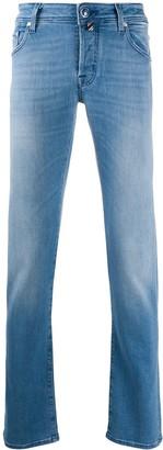 Jacob Cohen 622 Pocket Square Jeans