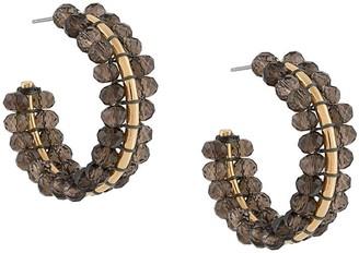 Isabel Marant Imani stone-embellished earrings