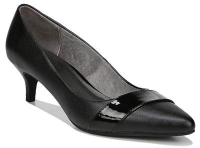 LifeStride Memory Pointed Toe Pump - Wide Width Available