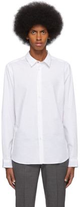 Paul Smith White Poplin Shirt