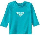 Roxy Infant Girls' Whole Hearted L/S Rashguard 8150815