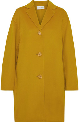Mansur Gavriel Wool And Cashmere-blend Felt Coat