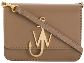 J.W.Anderson ash anchor logo bag