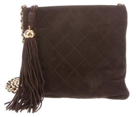 017e36e006 Quilted Suede Crossbody Bag gold Quilted Suede Crossbody Bag