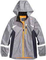 London Fog Hooded Colorblocked Windbreaker Jacket, Big Boys
