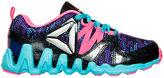 Reebok Girls' Preschool ZigTech Big & Fast Running Shoes
