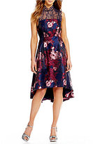 Antonio Melani Nala Jacquard Dress