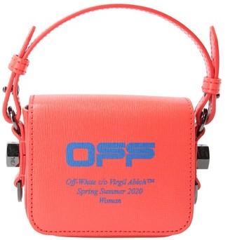 Off-White Off White Baby Flap shoulder bag