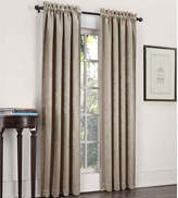 Sun Zero Sun ZeroTM Cassara Rod-Pocket Blackout Curtain Panel
