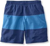 """L.L. Bean Classic Supplex Sport Shorts, 9"""" Colorblock"""