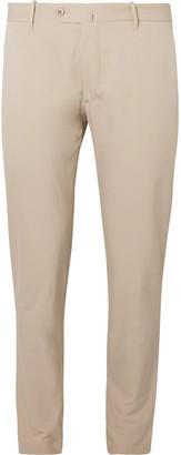 Incotex Beige Urban Traveller Slim-Fit Tech-Twill Suit Trousers