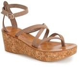 K Jacques St Tropez Women's K.jacques St. Tropez 'Cunegonde' Wedge Sandal