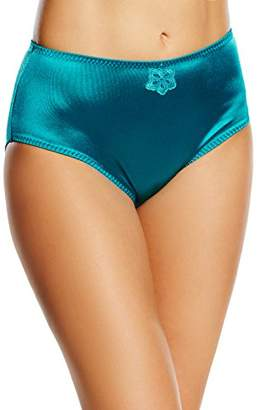 Elbrina Women's Briefs - Blue - XX-Large