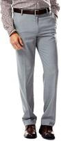 Haggar Men's Suit Up System Slim-Fit Flat-Front Suit Pants