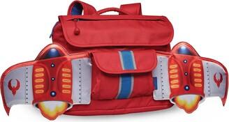 """Bixbee 10"""" Kid' Firebird Flyer Backpack -"""