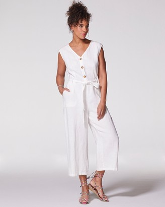 Vince Camuto Cropped Jumpsuit