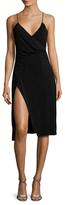 Style Stalker Ruvo Side Slit Slip Dress