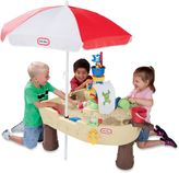 Little Tikes Deluxe Anchors Away Pirate Ship with Canopy