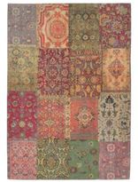 Liora Manné Old Persian 3-Foot 3-Inch x 4-Foot 6-Inch Accent Rug in Red