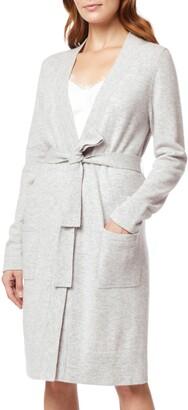The White Company Short Cashmere Robe