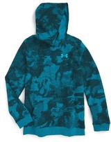 Under Armour Boy's 'Sportstyle' Printed Coldgear Hoodie