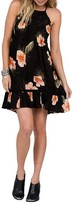Volcom Women's Not Over It Crochet Swing Dress