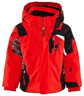 Spyder Red Mini Quest Challenger Ski Jacket