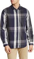 Howe Diamond Rain Plaid Long Sleeve Regular Fit Shirt