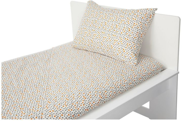 Argington Twin Sheet Set- Dots