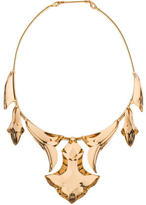 Baccarat Crystal Pampille Collar Necklace