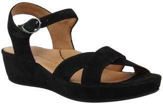L'Amour des Pieds Leather Sandals - Casimiro