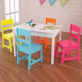 Kid Kraft Highlighter Table & Chair Set