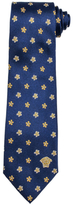 Versace Silk Floral Tie