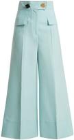Roksanda Hasani high-rise wide-leg trousers