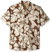 Quiksilver Men's Wake Idyll Button Down Shirt With Back Vent
