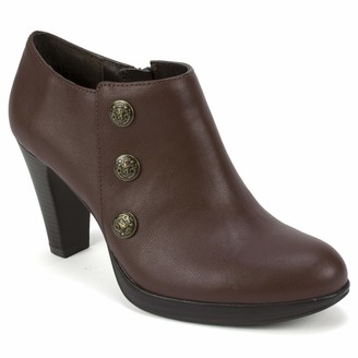 Rialto Womens Penston Brown Size 6.5 Ankle Boot