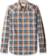Lucky Brand Men's San Berdu Western Shirt