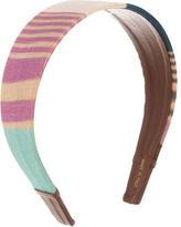 Missoni Multicolor Crocheted Headband